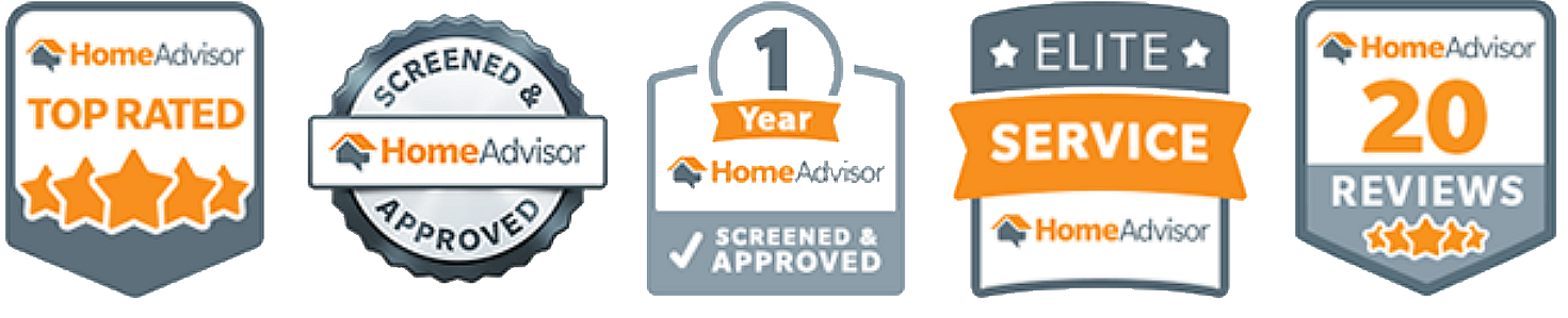 Home Advisor Awards for Cleaning Service